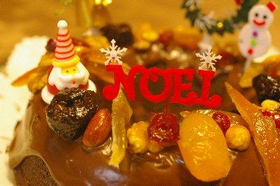 2013 クリスマスケーキ2