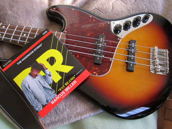 fender jazz bass dr strings 00