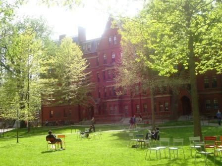 F2-1305 Spring@Harvard Yard