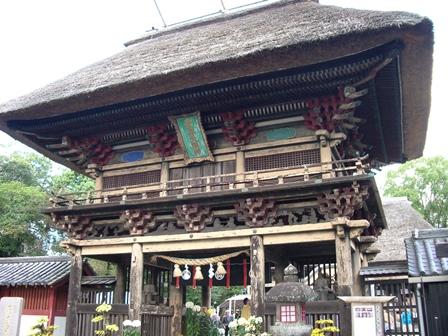 阿蘇青井神社