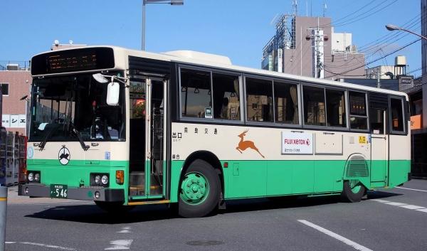 奈良200か・546