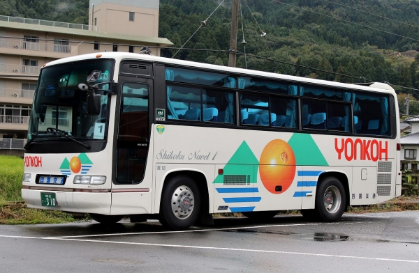 徳島22き・310