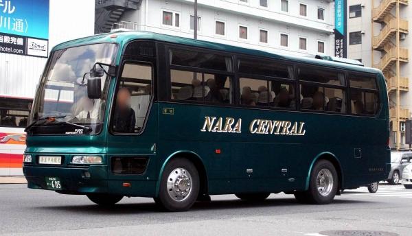 奈良200か・605