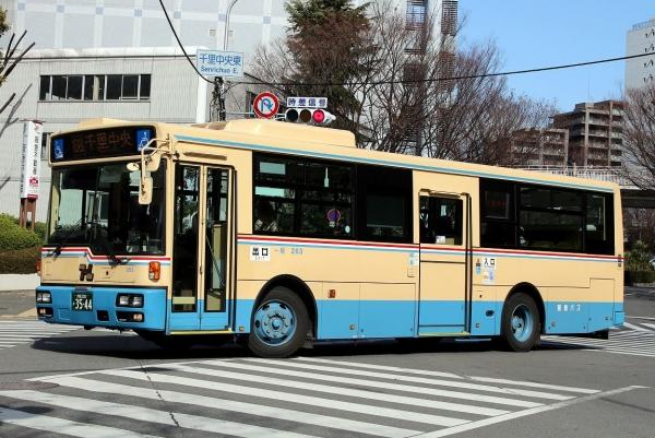 大阪200か3544 263