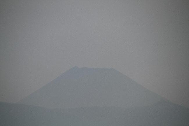 17日 5-59 今朝の富士山