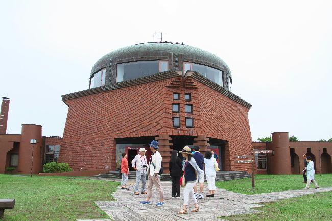 釧路湿原展望台