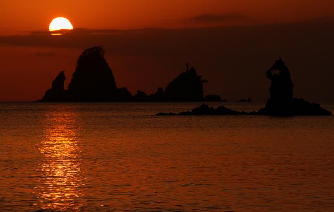 太田子の夕陽-17-34