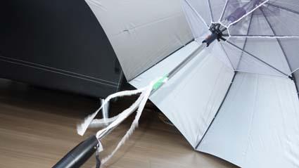 ファン付き日傘3