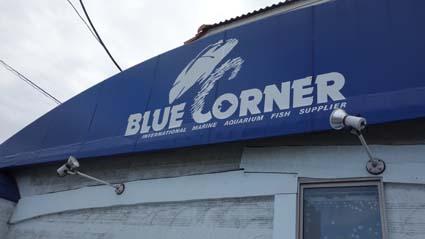 ブルーコーナー外観