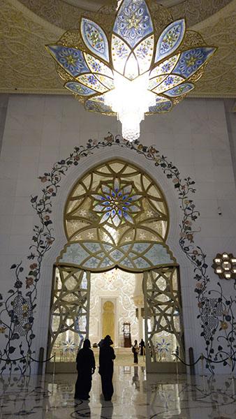 シェイクザイードグランドモスク4