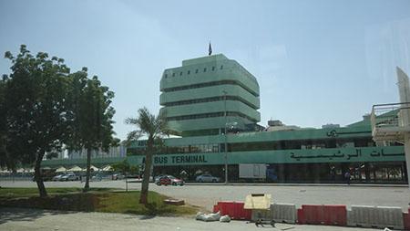 アブダビメインバスステーション1