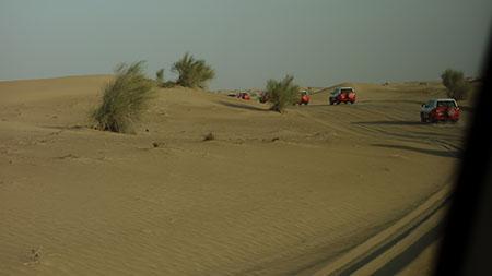 砂漠BBQ2