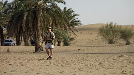 砂漠BBQ4