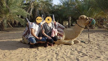砂漠BBQ7