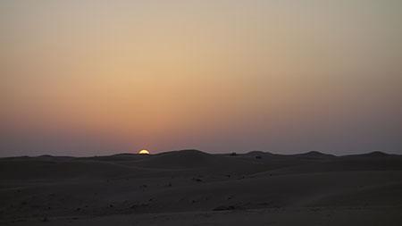 砂漠BBQ13