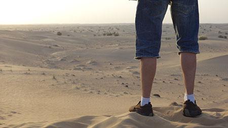 砂漠BBQ5