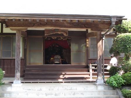 福泉寺・本堂