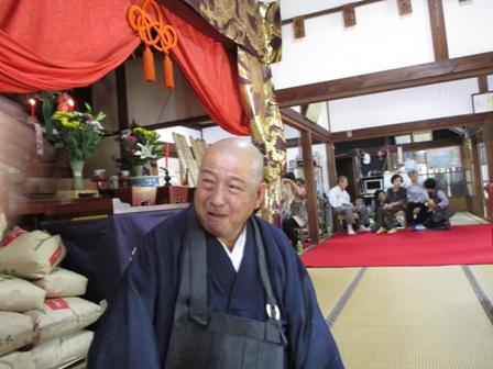 福泉寺・成融さん1