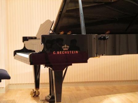 べヒシュタインピアノ