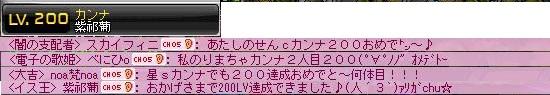 カンナ200