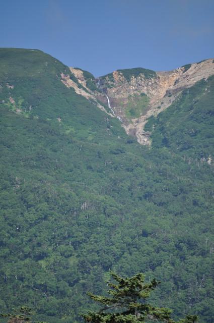 幻の巨大滝