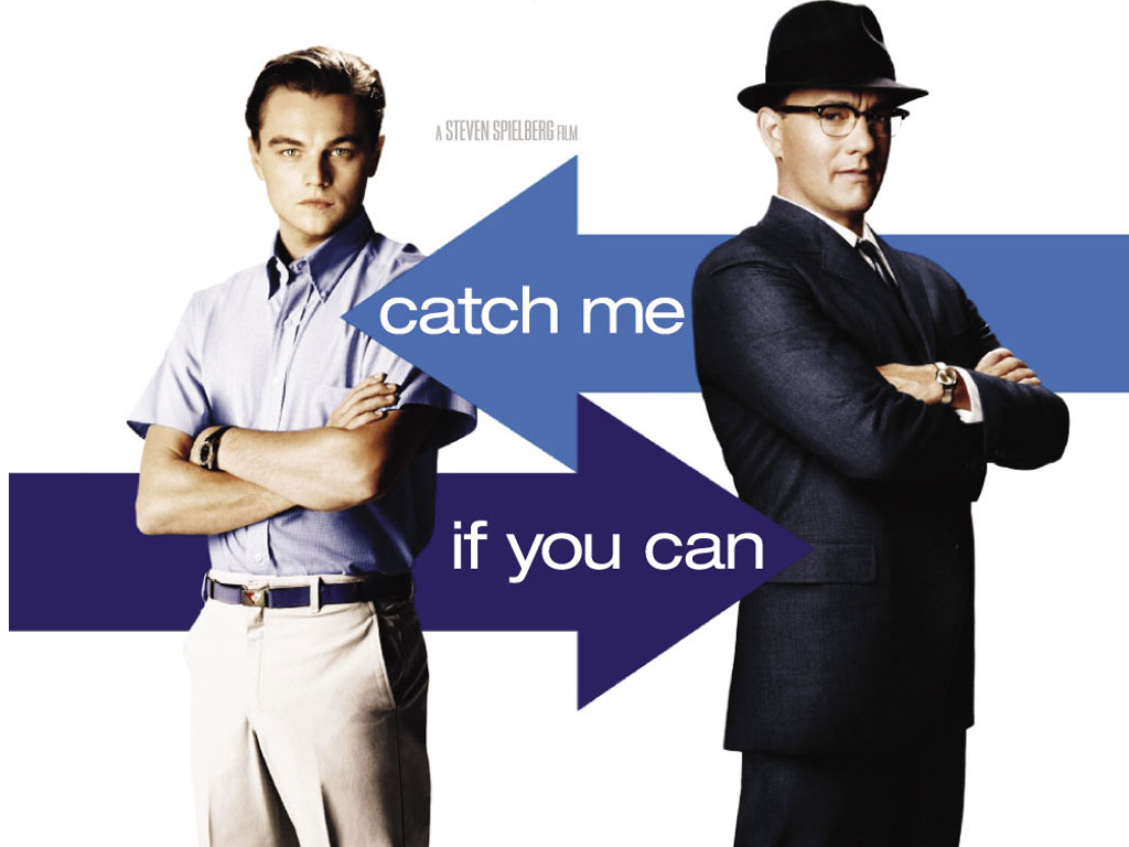 catch me if youcan