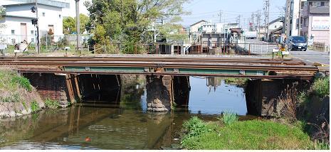 関西線鉄橋A