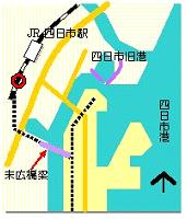 関西線鉄橋マップ