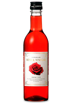 川上酢店ROSEVINEGER360ml