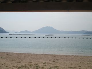 大三島ビーチ台