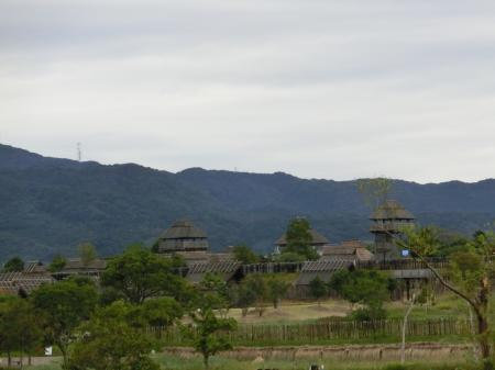 吉野ヶ里風景
