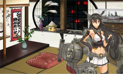 横須賀鎮守府 艦隊作戦参謀個室