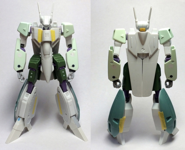 vf-1s マクロス 改造