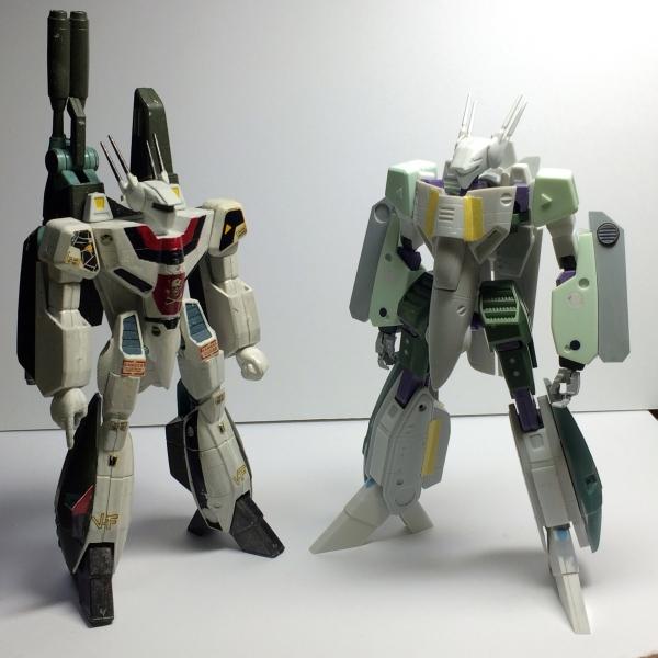 イマイ バトロイド VF-1S
