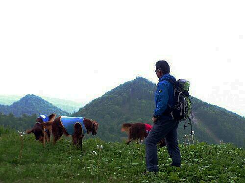 山歩き 1