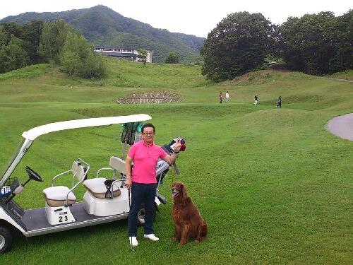 ゴルフしよ
