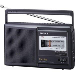 小物 ラジオ