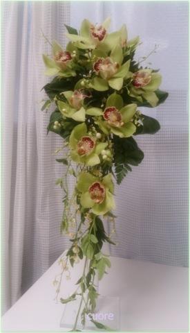 Crescent Bouquet 1308
