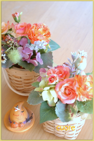arrange mini bouquet_1310
