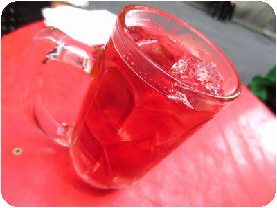 ハイボール(赤ワイン割り)