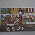 アートなポストカード