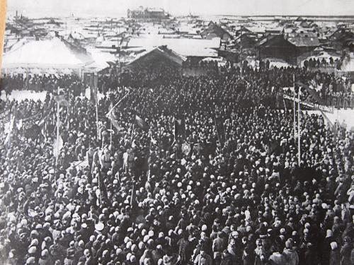 当時の人民会議