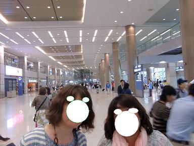 で・・仁川空港