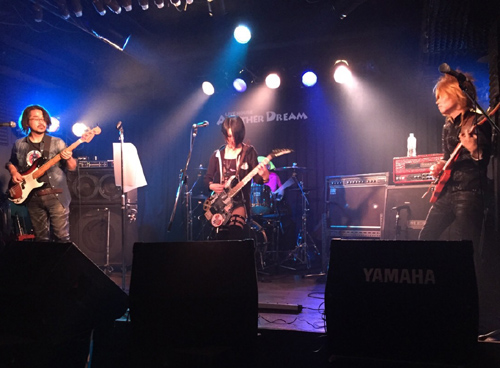 Explosion Party in アナザードリーム_Hard Rock Party2014