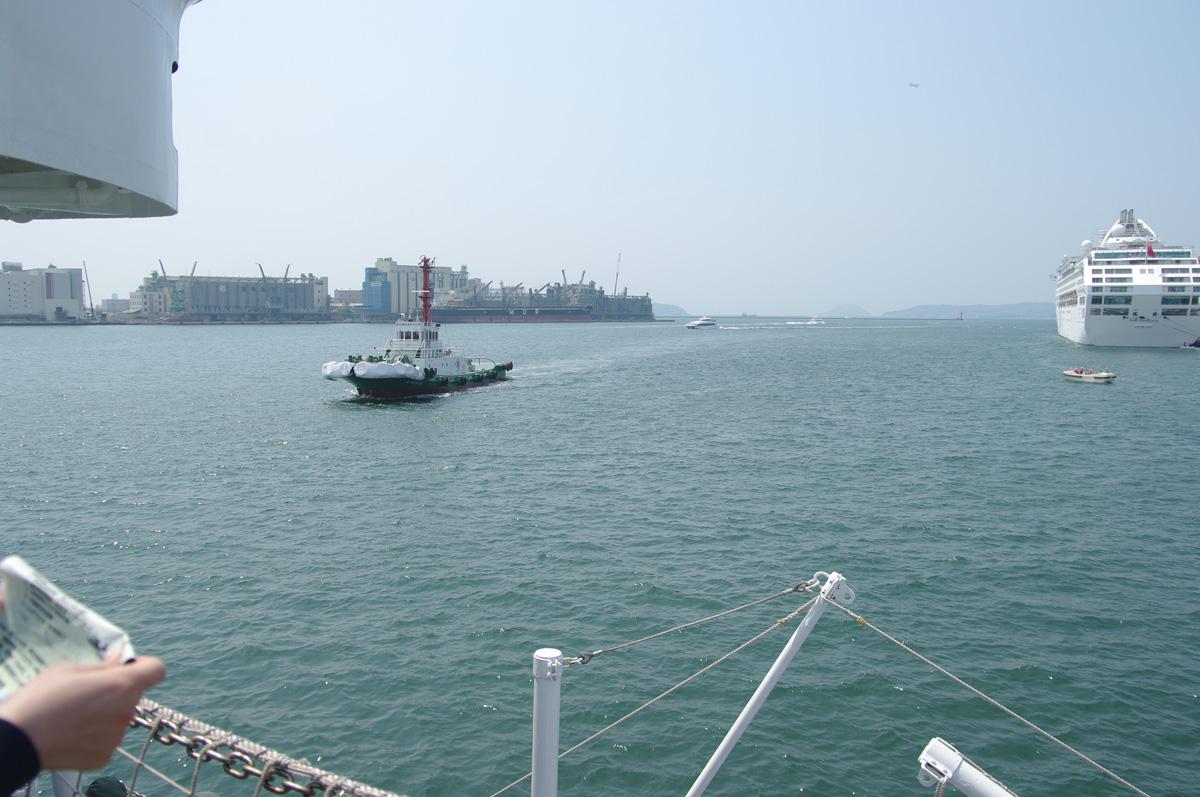 西海艦船写真館