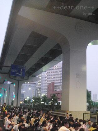 東京湾大華火祭 130810_1