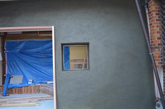 façade進捗