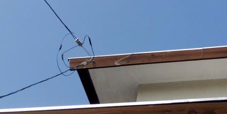 屋根破風交換2