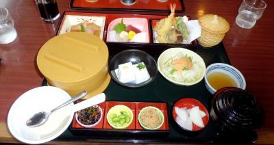 昼食5月28日五目混ぜご飯セット