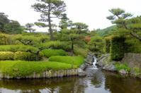 白河南湖日本庭園